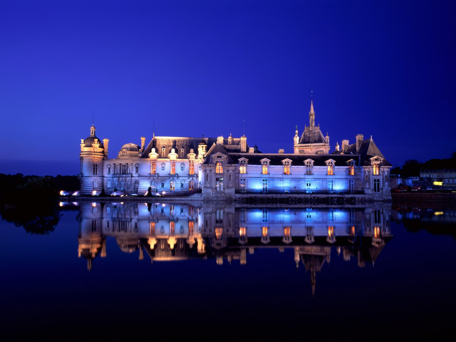 chateaude chantilly chantilly france